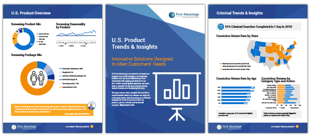 2019 Top Screening Trends Reports. Part 2: U.S. Product Trends and Insights.